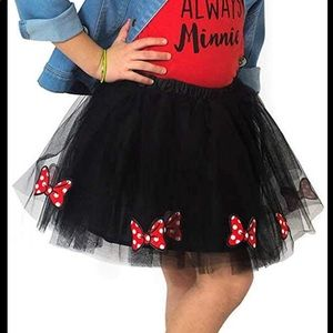 "Disney Tutu Couture Collection ""Minnie Mouse"" tutu"